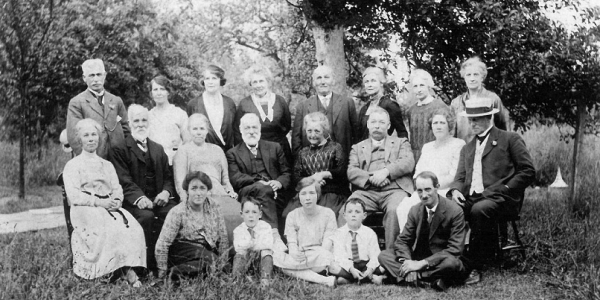Library Image of Garston Forge Family
