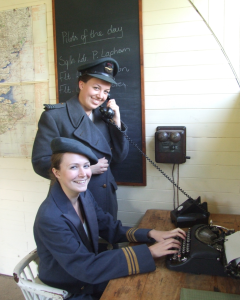 Top 10 Things to Do at Chiltern Open Air Museum - Trying On Original RAF Uniforms