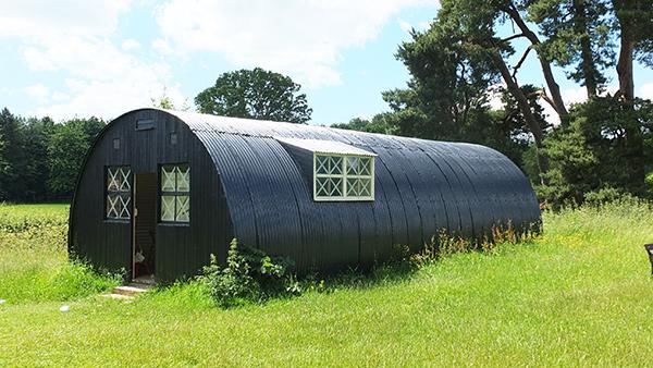 Sewell Nissen Hut