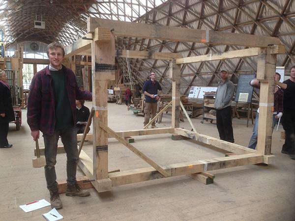 Sam-timber-frame-course