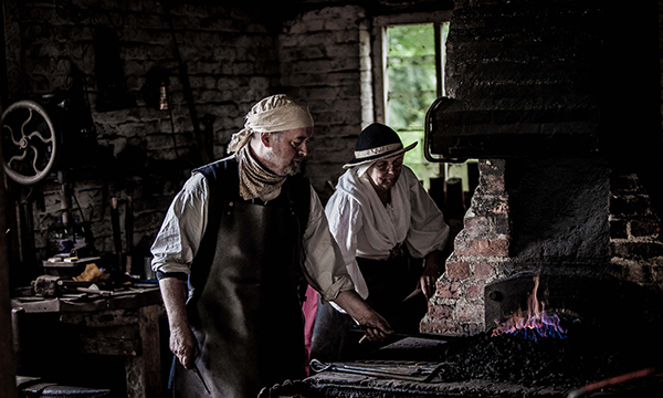 experience days at Chiltern Open Air Museum