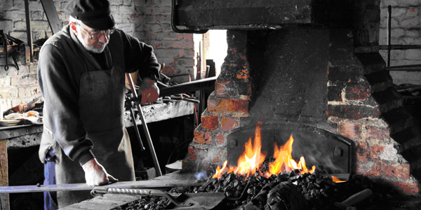 Chiltern Open Air Museum Blacksmith Experience Day