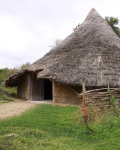 The Iron Age Roundhouse