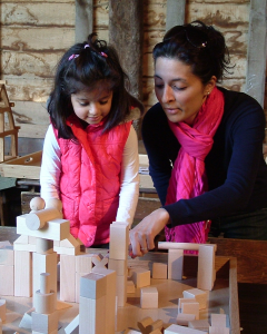 Building blocks for children