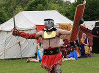 Roman-Gladiators-family-day-out-buckinghamshire