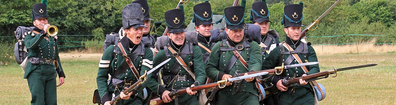 Sharpes-rifles-living-history-family-day-out