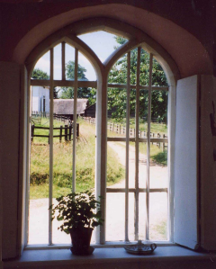 High Wycombe Toll House window