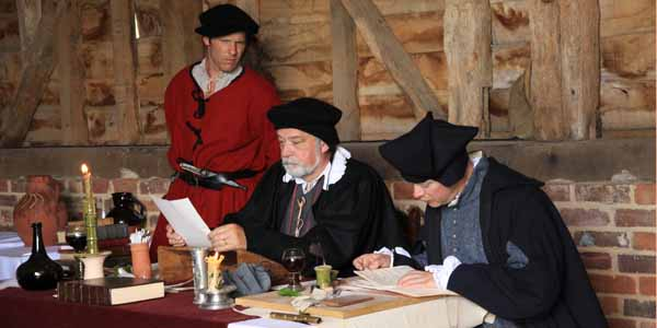 Tudor Farming at Chiltern Open Air Museum