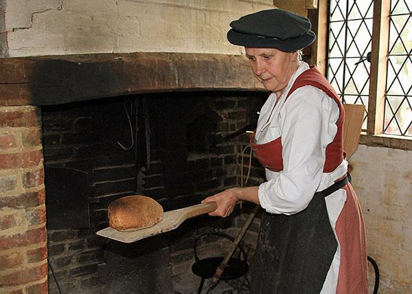 Historic Bread Baking