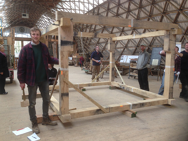 Sam-timber-frame-course
