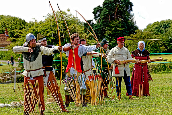 Medieval Pageantry