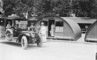 WWI Nissen Hut