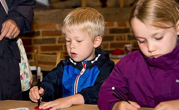 Children's craft activities