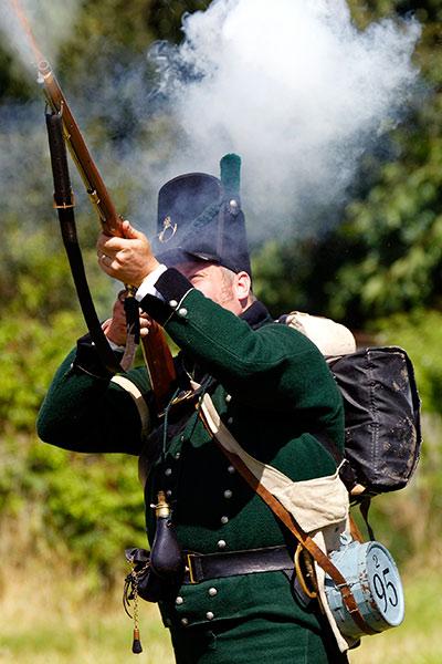 Sharpe's Rifles event