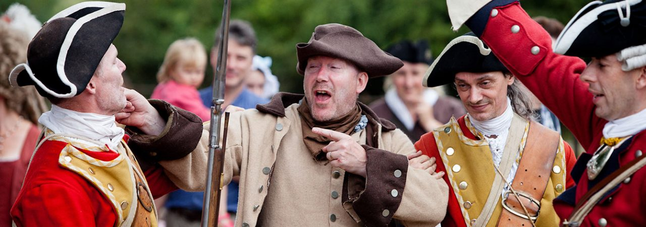Living history events in Buckinghamshire