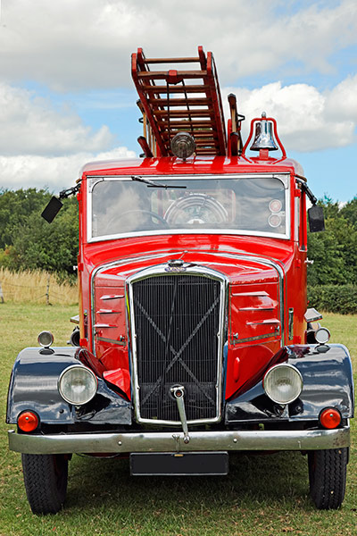 Classic Vehicles Show Bucks