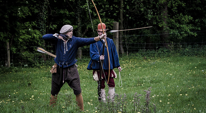 August Bank Holiday Event Elizabethan Adventure