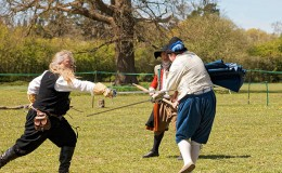 May bank holiday event in Buckinghamshire