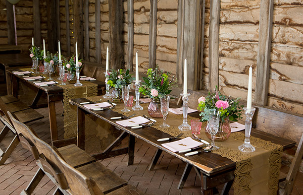 Weddings in Northolt Barn