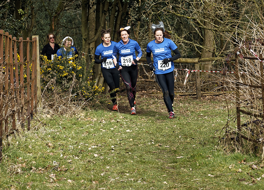 Chiltern Warrior Run