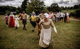 Tudor August Bank Holiday Event