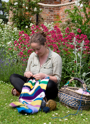 knitting event Buckinghamshire