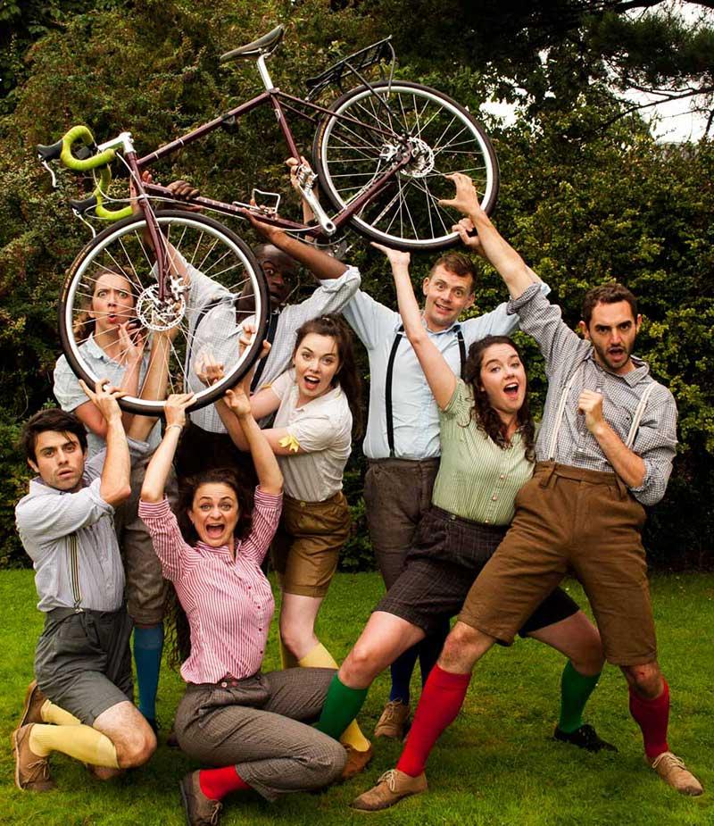 Handlebards Outdoor Theatre Twelfth Night