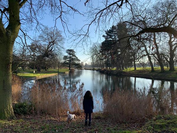 Colne Valley Regional Park Winter Walks