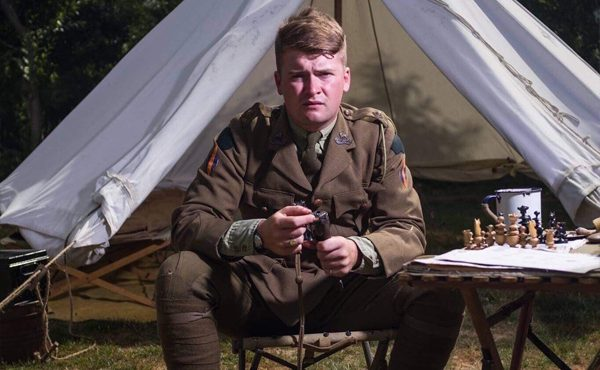 The Great War WW1 Event at Chiltern Open Air Museum