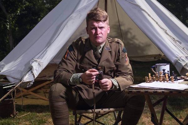 Great War Soldier