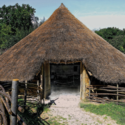Iron Age Roundhouse home learning resource