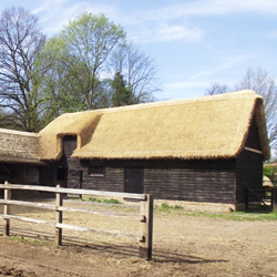Marsworth Cattle Shelter